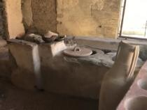 Dovada că fast food-ul a apărut încă din Antichitate / Foto: Captură video Facebook Pompeii - Parco Archeologico