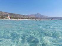Plaja Falasarna, Insula Creta. Foto DC News