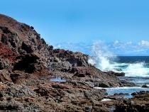 A apărut o nouă insulă. Are formă de potcoavă / Foto: Pixabay