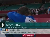 Jocurile Paralimpice 2020. Judoka Alex Bologa a cucerit medalia de bronz la Tokyo