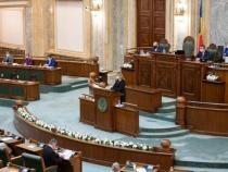 OUG privind drepturile la pensie ale funcționarilor UE. Sesiune extraordinară la Senat / Foto: Facebook Senatul României
