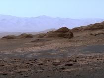 Tur panoramic pe Marte, mulțumită roverului Curiosity. Motivul pentru care atmosfera e atât de rarefiată  /  Sursă foto: Youtube