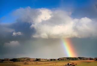 Alerte meteo de Cod Galben și Cod Portocaliu de caniculă și FURTUNI, 2 august/ VREMEA pe două săptămâni