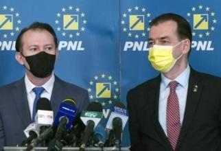 Lupta pentru șefia PNL se acutizează. Cîțu vs. Orban. Chirieac, precizare-cheie