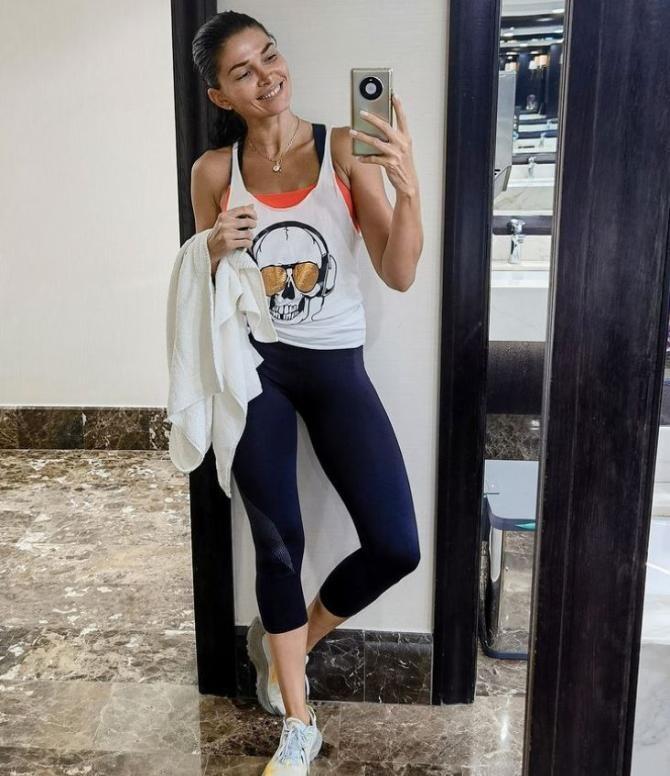 Alina Pușcaș / Foto Instagram