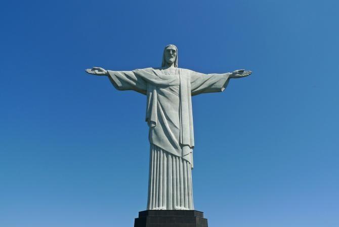Doi turiști, arestați după ce s-au urcat în vârful statuii Hristos Mântuitorul din Rio de Janeiro. Care a fost scopul acestora  /  Foto cu caracter ilustrativ: Pixabay