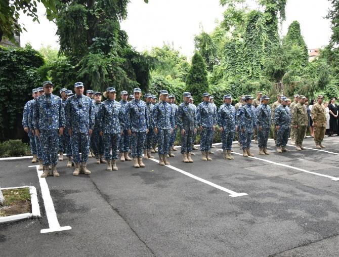 Guvernul a aprobat reintroducerea serviciului militar voluntar în termen / Foto: Facebook Armata României