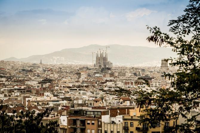 Atenţionare de călătorie în Spania. Caniculă, ploi torenţiale, vijelii şi grindină