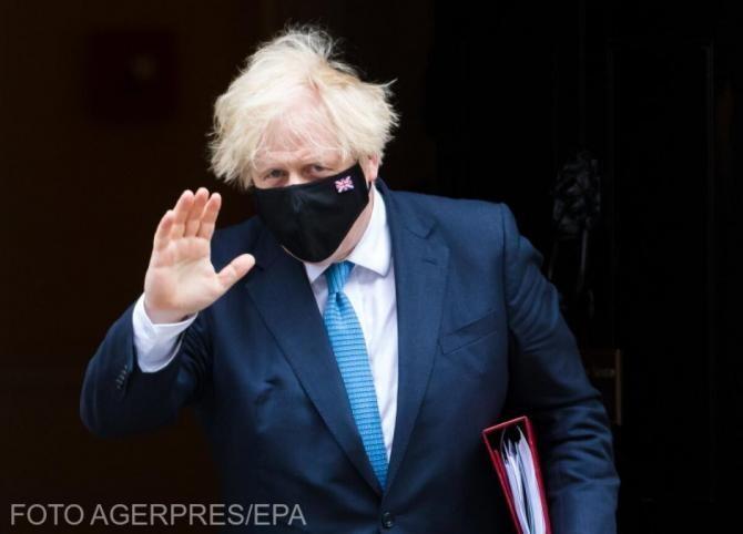 Boris Johnson: Marea Britanie va colabora cu talibanii dacă va fi necesar