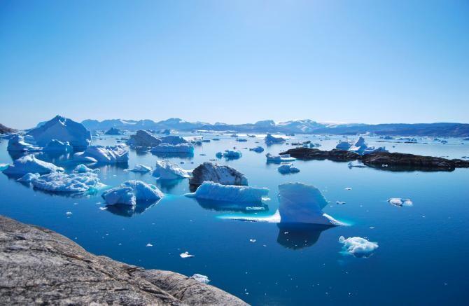 Oamenii de știință au descoperit, din întâmplare, cea mai nordică insulă din lume  /  Foto cu caracter ilustrativ: Pixabay