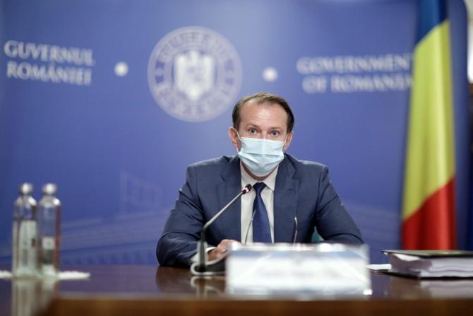 foto gov.ro/ Cîțu, dosar în SUA. Sondaj DCNews