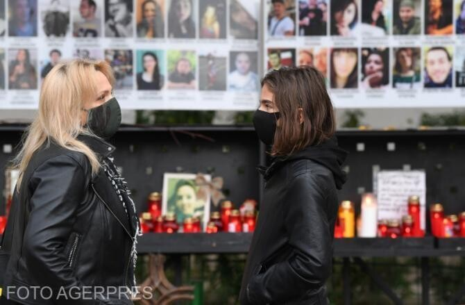 Rezultatele preliminare ale necropsiei în cazul morții patroanei inculpate în dosarul Colectiv