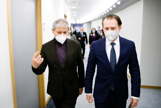 Cioloș, reacție la dosarul lui Cîțu din SUA. Vâlcu: Atac cu ricoșeu la BARNA! / Foto: Facebook Dacian Cioloș
