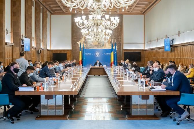 Foto: Facebook Guvernul României