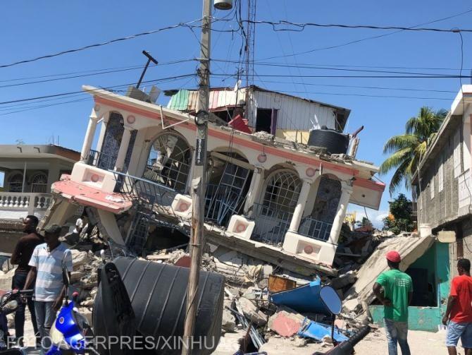 Cutremur Haiti. Crește bilanțul morților la 1.297 și al răniților la 5.700 / Foto: Pixabay