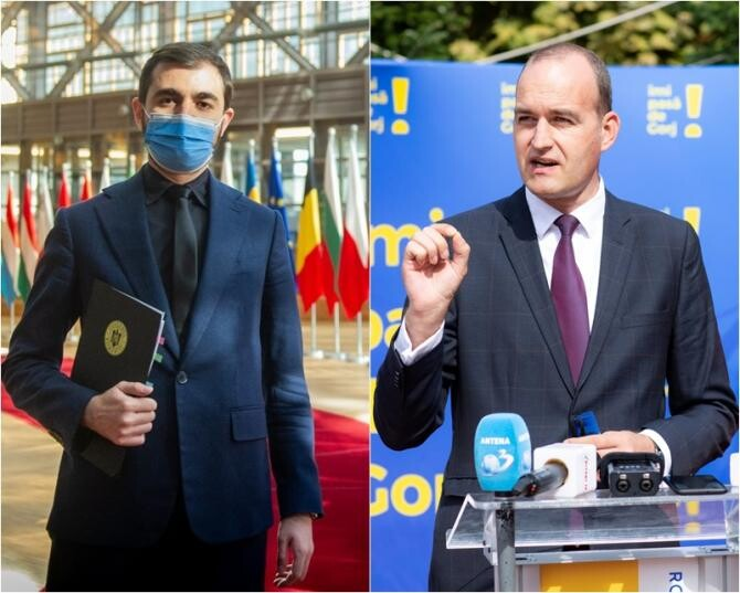 Sursa foto: Facebook Claudiu Năsui / Dan Vîlceanu