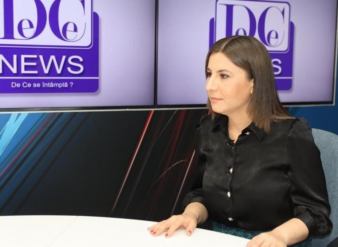 Ioana Constantin: Cioloș are probleme serioase cu memoria politică  /  Foto: Crișan Andreescu