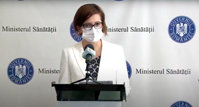 Ioana Mihăilă / Captură video