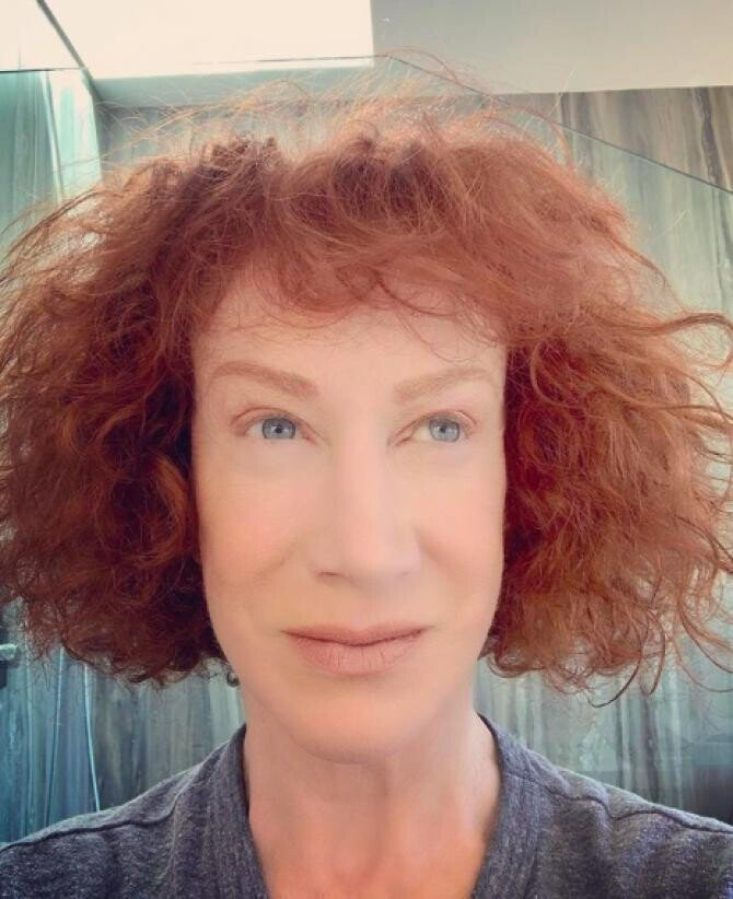 Kathy Griffin are cancer. Foto: Instagram @kathygriffin