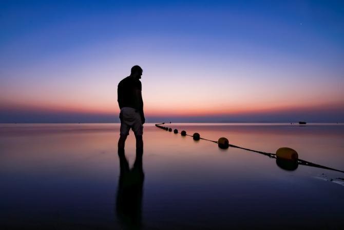 Dezastru ecologic. Lanț uman de 70.000 de oameni, în jurul celei mai mari lagune sărate din Europa / Foto: Pixabay