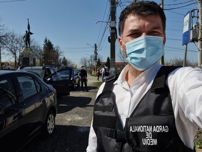 Șeful Gărzii de Mediu, Octavian Berceanu, demis de premierul Florin Cîțu  Facebook - Octavian Berceanu