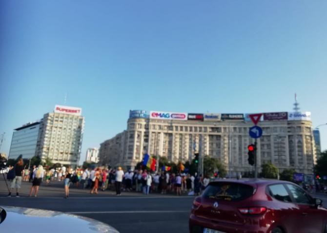 Protest / FOTO ILUSTRATIV Crișan Andreescu, DCNews