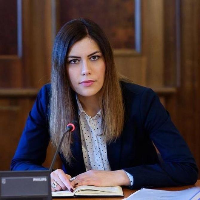 Cristina Prună. Foto: Facebook