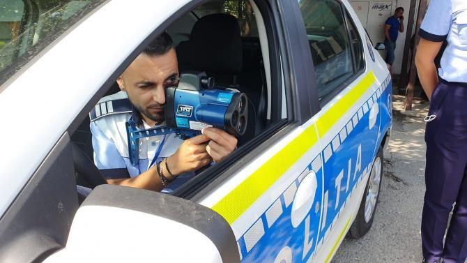 Radar rutier - Facebook Poliţia Română