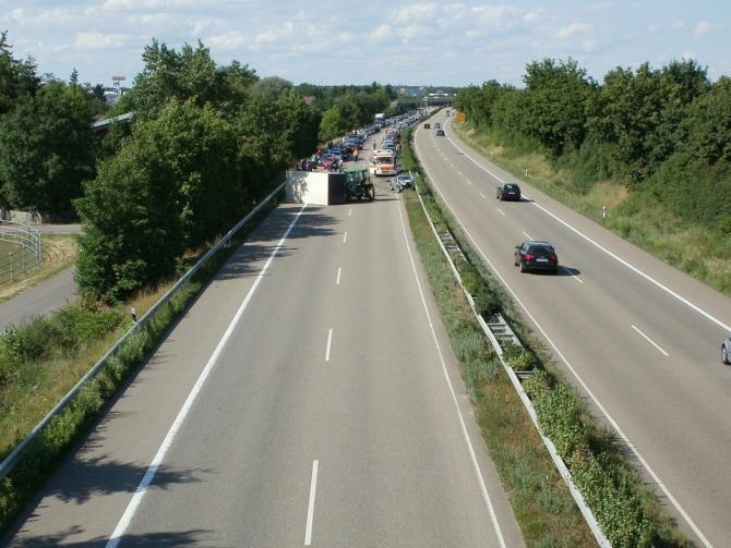 11 morți pe șoselele României, în 3 august. Iohannis: Lumea la noi e extraordinar de nervoasă, tot timpul / Foto: Pixabay