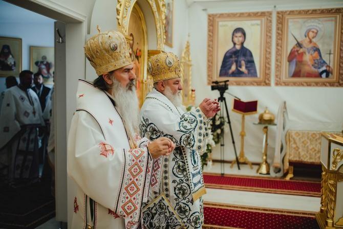 ÎPS Teodosie nu primește prelungire de titular / Foto: Facebook Arhiepiscopia Tomisului