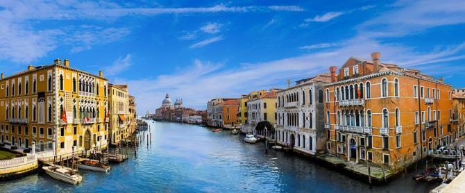 Veneția construiește rute speciale pentru persoanele în scaun cu rotile / Foto: Pixabay