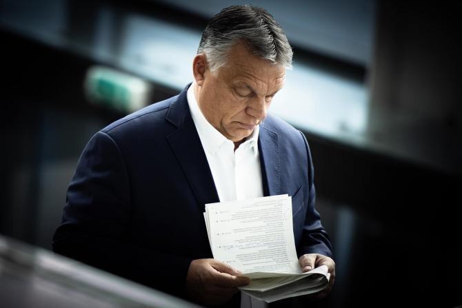"""Răzvan Munteanu, despre """"dușmanii"""" lui Viktor Orban / Foto: Facebook Viktor Orban"""