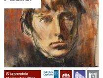 Spațiul creativ al pictorului Corneliu Baba. Expoziție