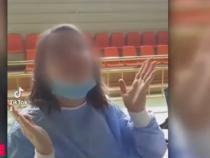 Asistenții care s-au distrat pe manele la un centru de vaccinare din Botoșani, dați afară / Clipuri virale pe Tik Tok