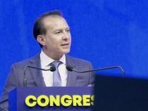 Florin Cîțu, huiduit la Congres de oamenii lui Orban