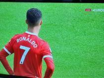 Cristiano Ronaldo, momentul așteptat de 12 ani a devenit realitate pe 'Teatrul Viselor', în Manchester United - Newcastle / Captură Foto Eurosport 1