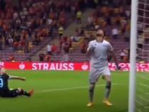 Europa League. Moruţan, decisiv în Galatasaray - Lazio. Italienii, gafă de cascadorii râsului / VIDEO