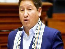 Premierul peruan, Guido Bellido   Foto: Facebook