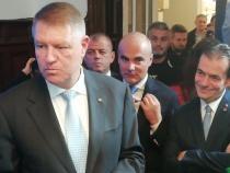 Iohannis va participa la Congresul PNL: Dar cine mai înţelege reacţiile lui Ludovic / Foto Crișan Andreescu