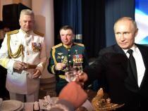 Președintele rus Vladimir Putin, sursă foto: Kremlin