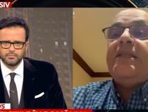 Raed Arafat, la Antena 3 / Captură A3