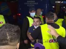 'Rușine să vă fie!'. Scandal la Arena Națională după România - Liechtenstein. Fanii i-au luat la rost pe tricolori / Captură Digi Sport