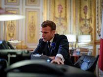 Scurgere de informații în Franța. Codul QR al președintelui Emmanuel Macron a fost distribuit pe rețelele sociale  /  Sursă foto: Facebook Emmanuel Macron