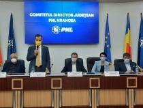 Sediul CJ Vrancea a devenit și sediul PNL Vrancea