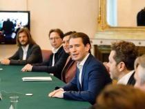 Sebastian Kurz, cancelarul Austriei, apără Ungaria și Polonia în dezbaterea privitoare la statul de drept   /   Sursă foto: Facebook Sebastian Kurz