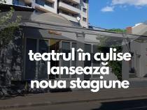 Teatrul 'În Culise', nou sezon teatral cu 5 premiere