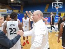 U-BT Cluj, calificare în premieră în grupele Ligii Campionilor / Captură Video: U-BT Cluj-Napoca Facebook