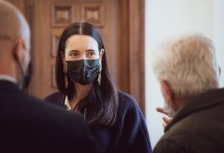 Ioana Constantin (PMP) a spus că 'trei-patru voturi de la PSD' ajung la Clotilde Armand când vine vorba de 'lucruri importante'