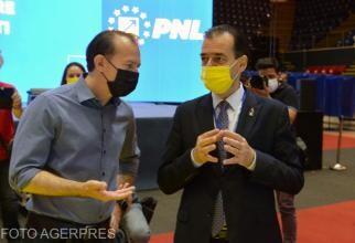 Congres PNL, Cîţu vs Orban. Liberalii îşi aleg preşedintele. Delegațiile au început să ajungă la Romexpo - LIVE text