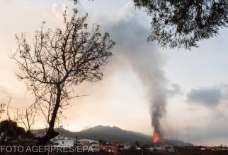O casă a fost ocolită de lava vulcanului de pe insula La Palma. A cui este - FOTO